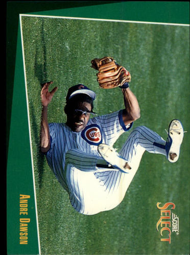 Photo of 1993 Select #9 Andre Dawson