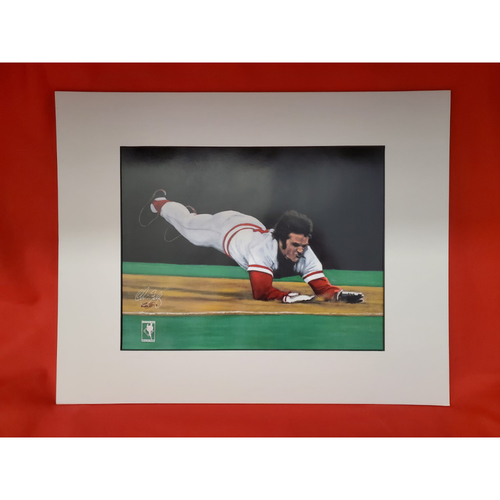 Photo of Pete Rose Print