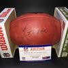 NFL - Ravens Jaleel Scott Signed Authentic Football