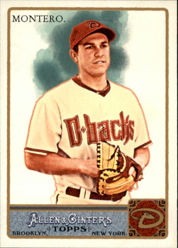 Photo of 2011 Topps Allen and Ginter #113 Miguel Montero
