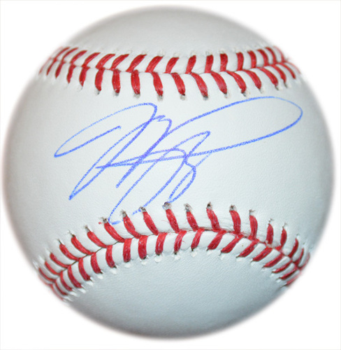 Photo of Mike Piazza - Autographed Major League Baseball