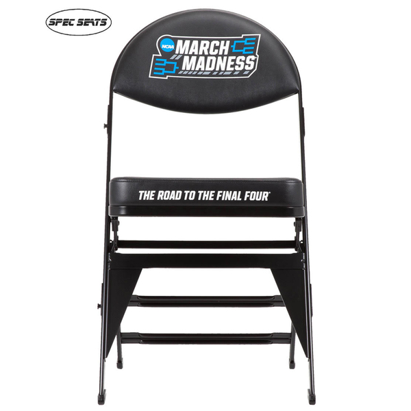 Photo of 2017 NCAA Men's Basketball Tournament Official Team Bench Chair - INDIANAPOLIS