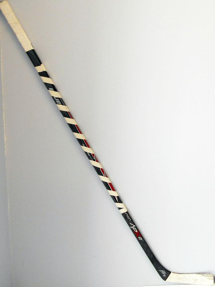 #88 Patrick Kane Game Used Stick - Autographed - Chicago Blackhawks