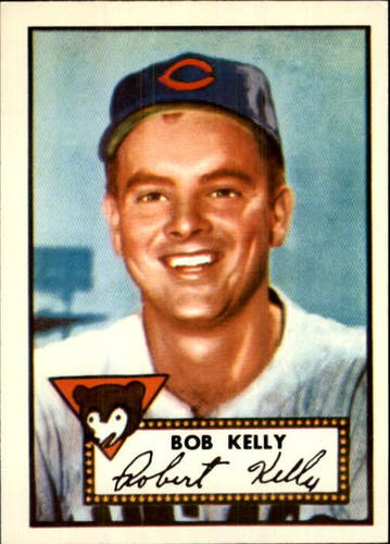 Photo of 1983 Topps 1952 Reprint #348 Robert Kelly