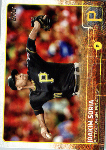Photo of 2015 Topps Update #US71 Joakim Soria