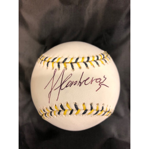 Photo of Jose Contreras Autographed 2006 All-Star Baseball