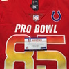 NFL - Colts Eric Ebron Game Issued 2019 Pro Bowl Jersey Size 46
