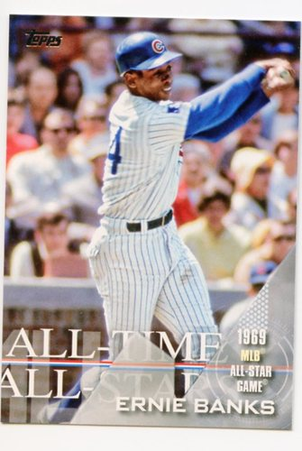 Photo of 2017 Topps All Time All Stars #ATAS26 Ernie Banks