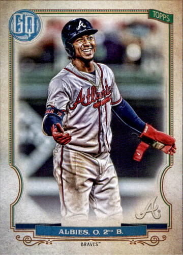 Photo of 2020 Topps Gypsy Queen #238 Ozzie Albies