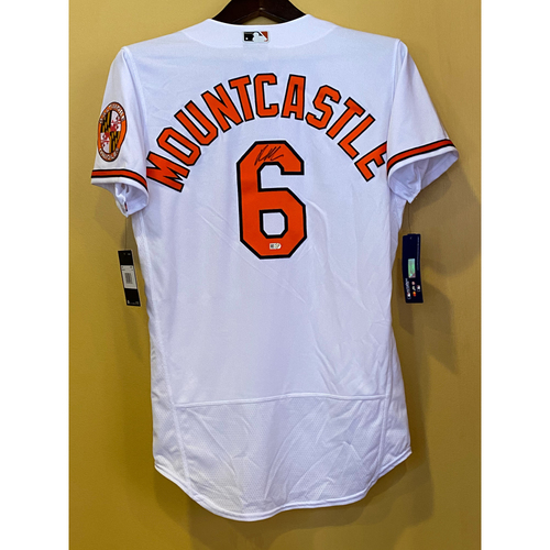 Photo of Ryan Mountcastle:  Jersey - Autographed