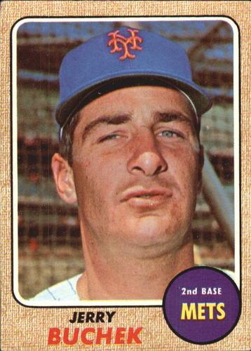 Photo of 1968 Topps #277 Jerry Buchek