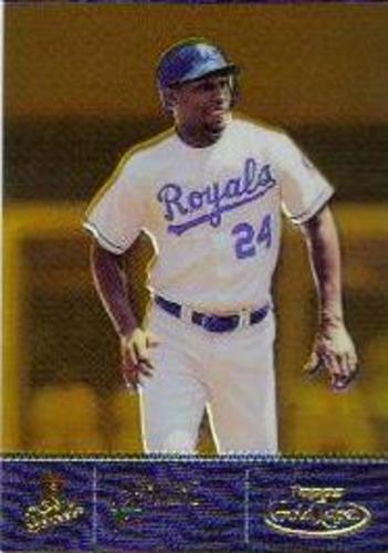 Photo of 2001 Topps Gold Label Class 1 Gold #50 Jermaine Dye