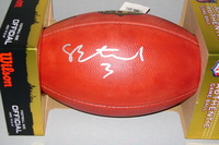 NFL - 49ERS C.J. BEATHARD SIGNED AUTHENTIC FOOTBALL