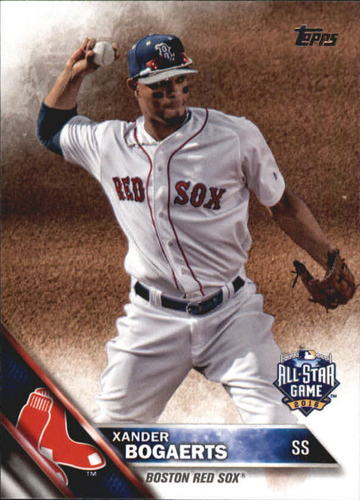 Photo of 2016 Topps Update #US115 Xander Bogaerts AS