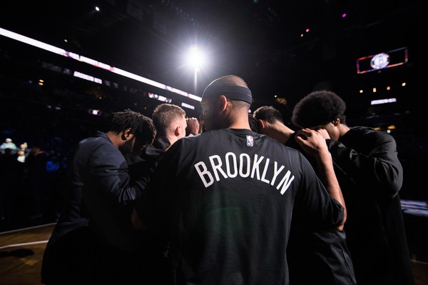 Clickable image to visit Be the Honorary Captain for Brooklyn Nets vs. San Antonio Spurs