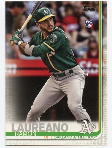 Photo of 2019 Topps #64 Ramon Laureano RC