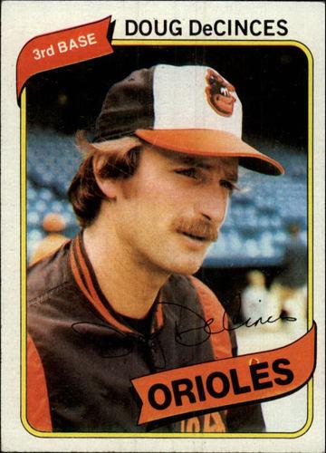 Photo of 1980 Topps #615 Doug DeCinces