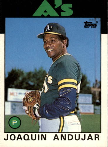 Photo of 1986 Topps Traded #3T Joaquin Andujar