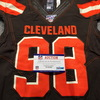 STS - Browns Sheldon Richardson Game Used Jersey (11/10/19) Size 44