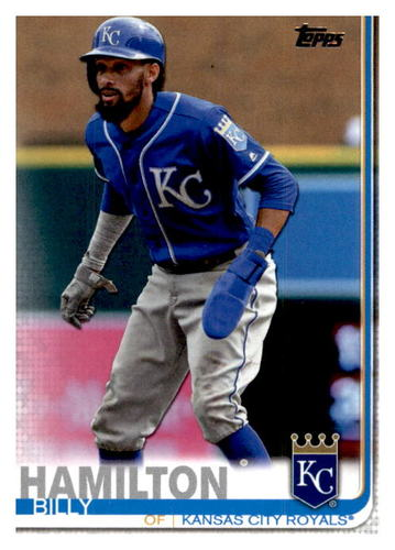 Photo of 2019 Topps Update #US120 Billy Hamilton