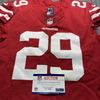 STS - 49ers Jaquiski Tart Game Used Jersey (11/5/20) Size 42