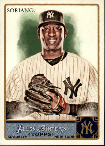 Photo of 2011 Topps Allen and Ginter #118 Rafael Soriano