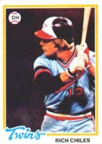 Photo of 1978 Topps #193 Rich Chiles