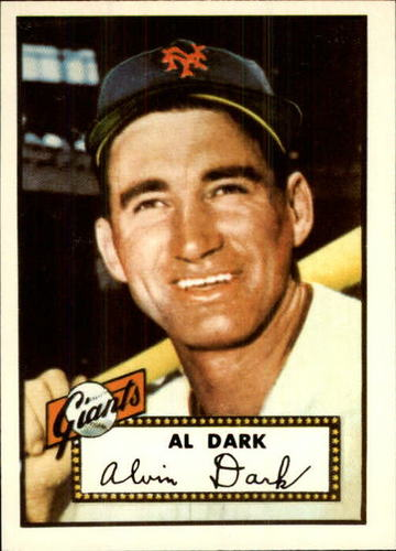 Photo of 1983 Topps 1952 Reprint #351 Alvin Dark