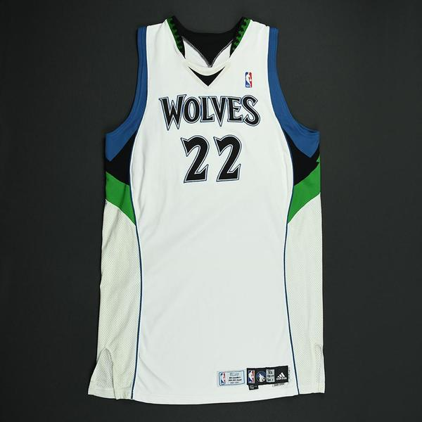 7d4200f12 Corey Brewer  - White Set 1 - Photo-Matched to 12 Games