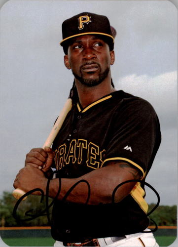 Photo of 2016 Topps Archives '69 Topps Super #69TSAMU Andrew McCutchen