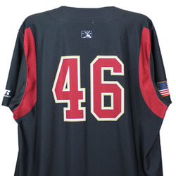 Photo of 2014 BLACK HOME JERSEY #46 - XL