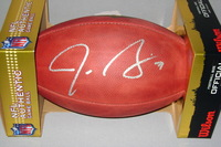 NFL - BEARS JOSH SITTON SIGNED AUTHENTIC FOOTBALL