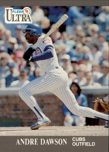 Photo of 1991 Ultra #58 Andre Dawson
