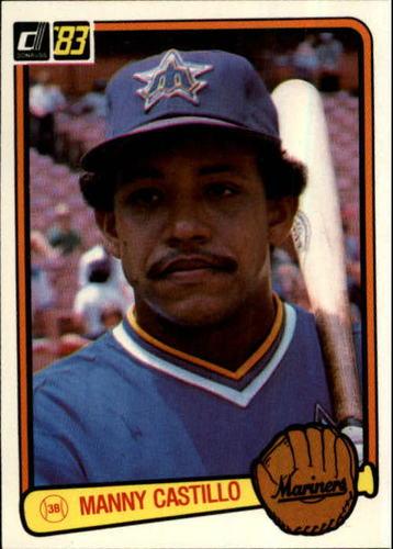Photo of 1983 Donruss #253 Manny Castillo