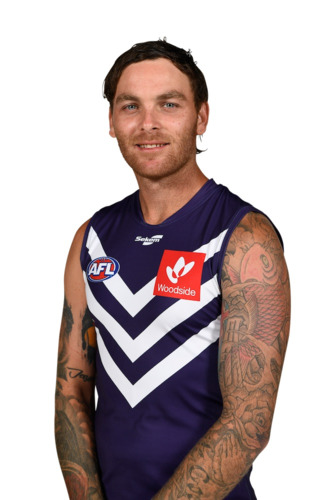 Photo of 2021 AFL Home Indigenous Guernsey - Signed Match Worn by Nathan Wilson
