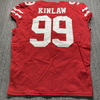 Crucial Catch - 49ers Javon Kinlaw Game Used Jersey (10/4/20) Size 46
