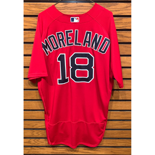 Photo of Mitch Moreland Team Issued 2020 Spring Training Jersey