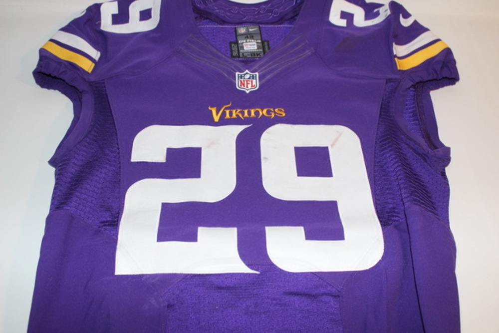 info for 656a7 070fa NFL Auction | STS - VIKINGS XAVIER RHODES GAME WORN VIKINGS ...