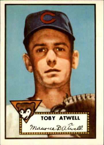Photo of 1983 Topps 1952 Reprint #356 Toby Atwell
