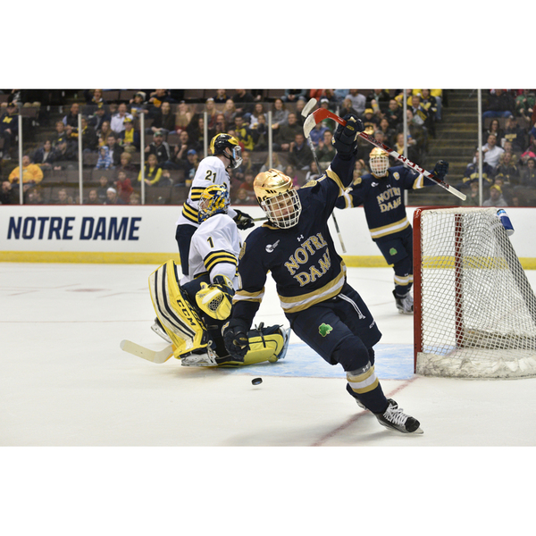 Photo of Ultimate VIP Hockey Package: Notre Dame vs. Michigan - January 7, 2018