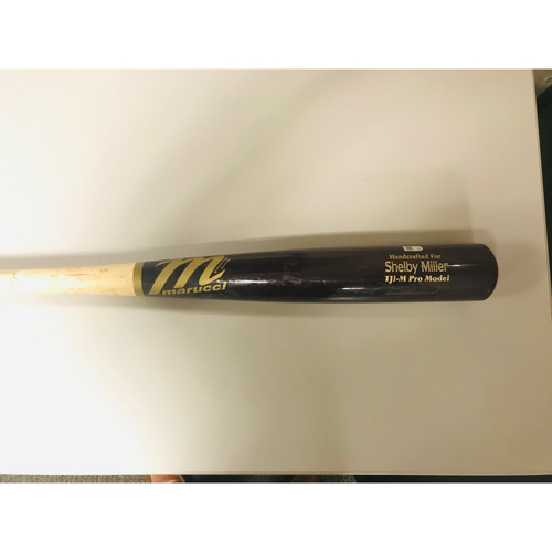 Photo of 2018 Game-Used Shelby Miller Bat