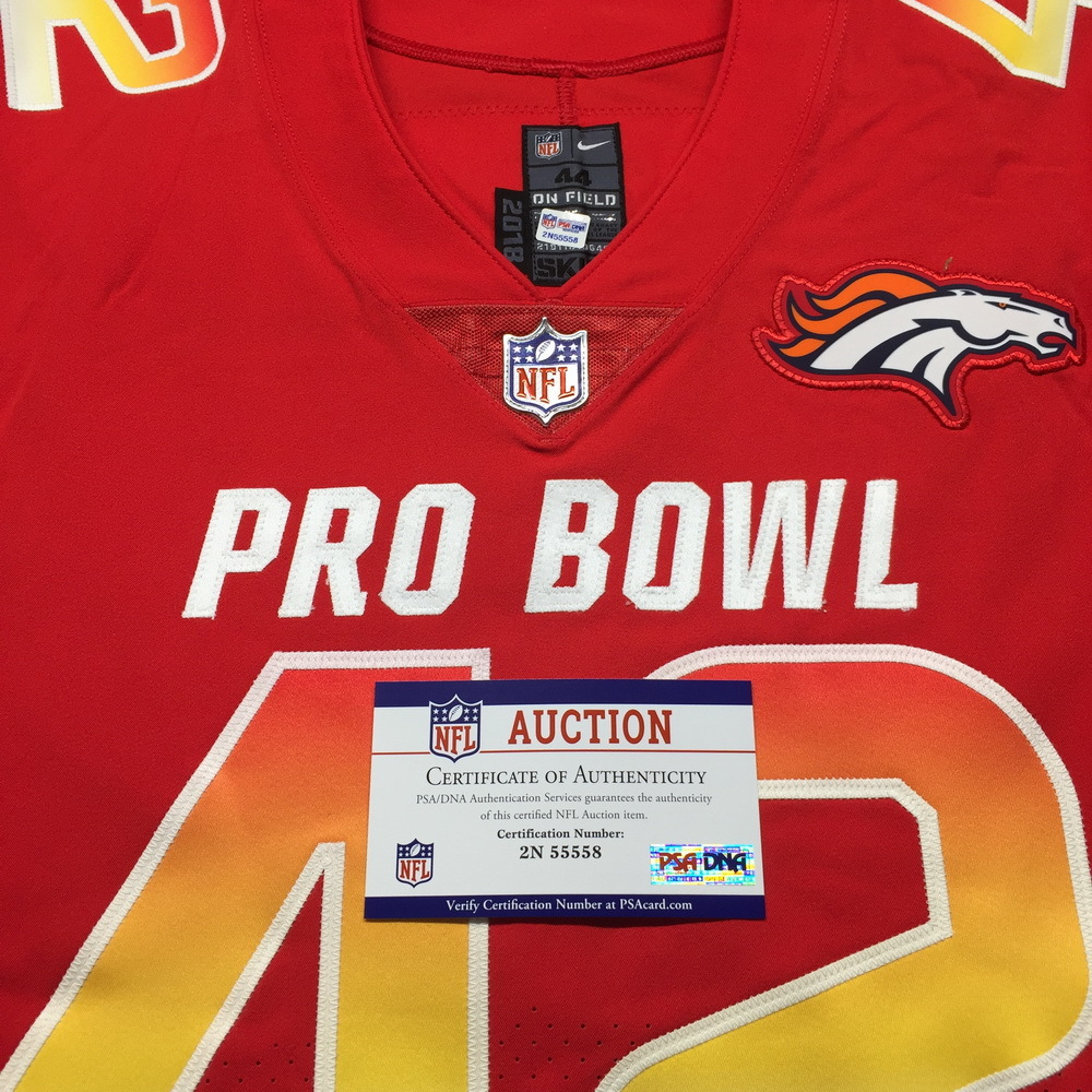 the best attitude 9373b 83ea5 NFL Auction | NFL - Broncos Casey Kreiter Game Issued 2019 ...