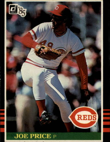 Photo of 1985 Donruss #627 Joe Price
