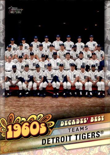 Photo of 2020 Topps Decades' Best #DB26 Minnesota Twins