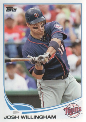 Photo of 2013 Topps #216A Josh Willingham