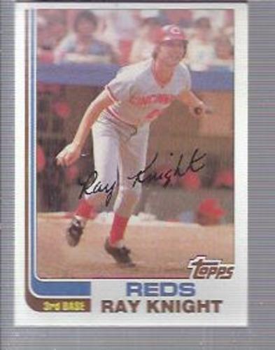 Photo of 1982 Topps #525 Ray Knight