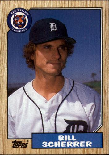 Photo of 1987 Topps #98 Bill Scherrer