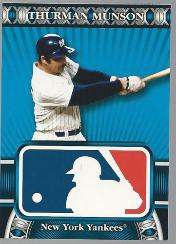 Photo of 2010 Topps Logoman HTA #30 Thurman Munson