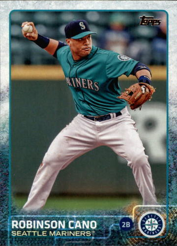 Photo of 2015 Topps #450A Robinson Cano