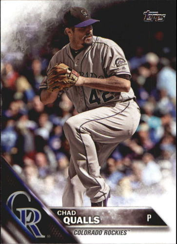 Photo of 2016 Topps Update #US82 Chad Qualls